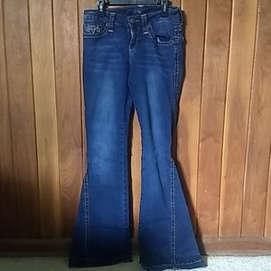 Jessica Simpson Stretch Flare Jeans